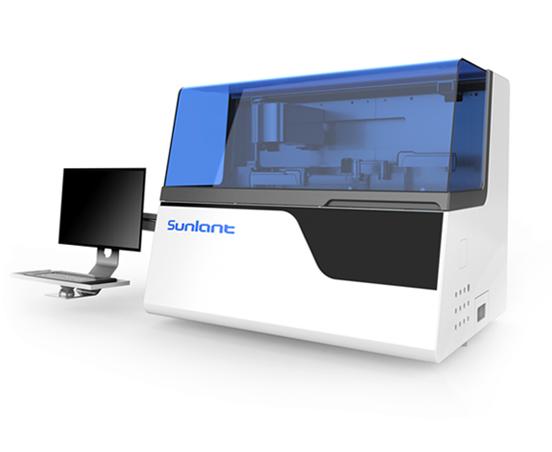 全自动生物芯片分析仪 SLXP-005